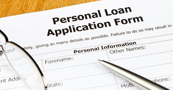Online Personal Loan Applications