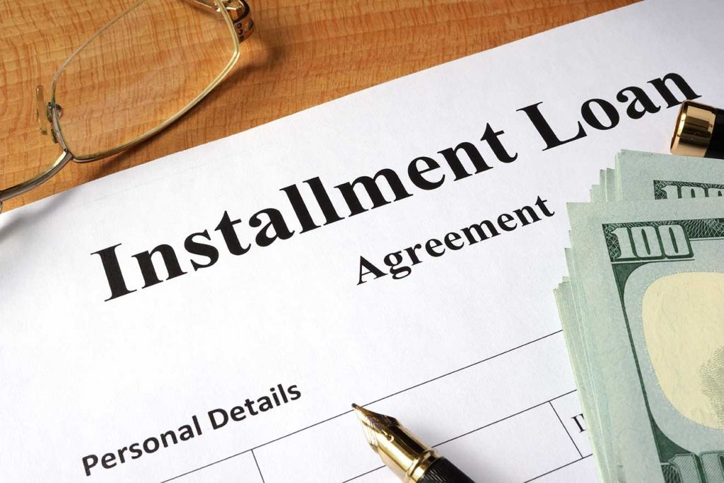 Apply for an Installment Loan