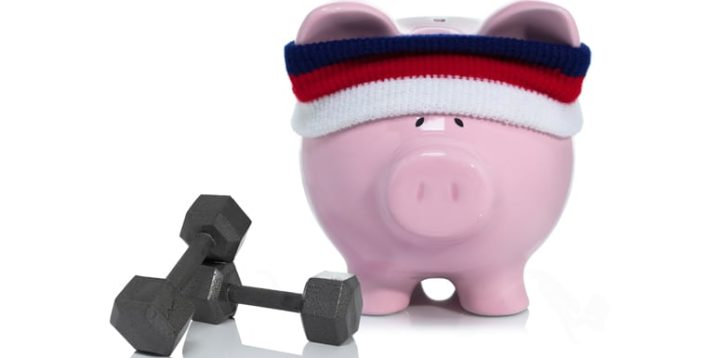 Getting into Financial Shape